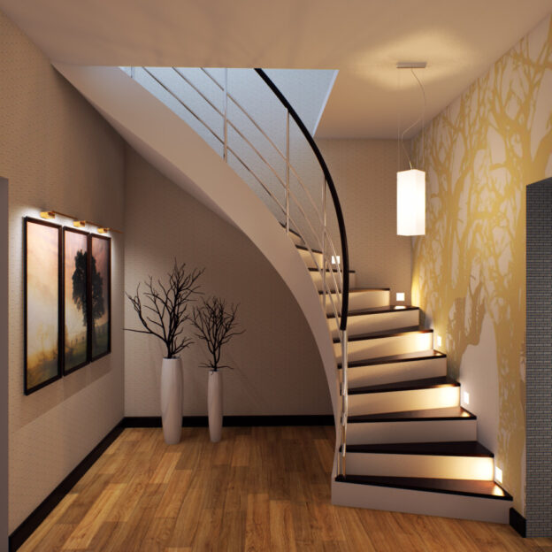 Виды лестниц, их отличия и сфера применения.