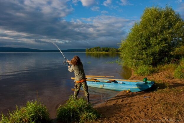 Все о рыбалке и другие советы