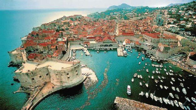 Хорватия страна интересных мест