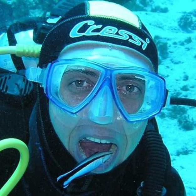 Рыба – зубочистка